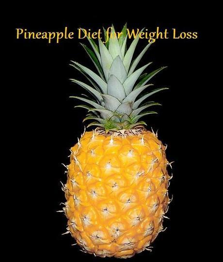 Pineapple & Tuna Fish Diet