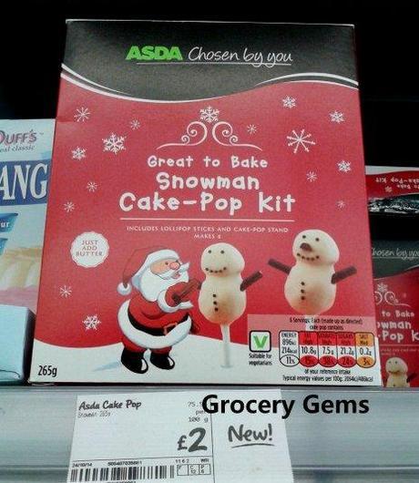 New Instore Christmas Treats Gingerbread Swirls Paperblog