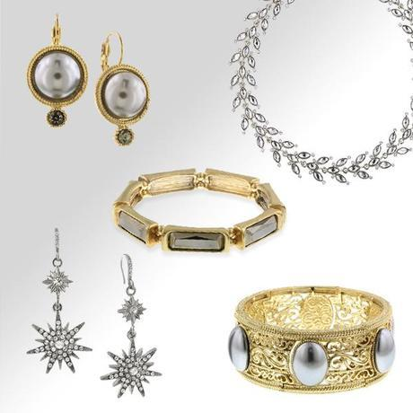 grey jewelryThe It Fashion Color of the Season: Grey is the New Black
