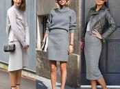 'It' Fashion Color Season: Grey Black