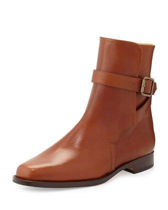 manolo-blahnik-sultana-buckled-flat-ankle-boot-medium-brown-neimanmarcus