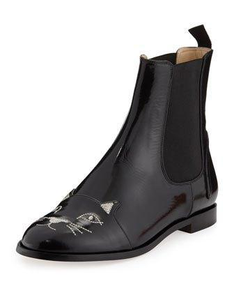 charlotte-olympia-cat-face-leather-chelsea-boot-bergdorf-goodman