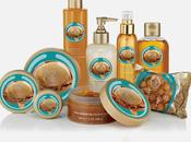 Launch Body Shop Precious Wild Argan Bodycare Range