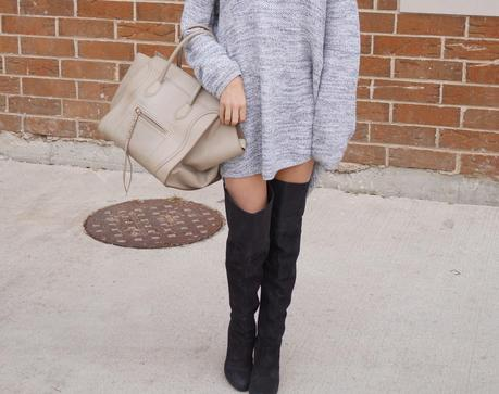 Oversized Sweater Dress Paperblog
