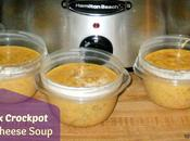 Lunch Crockpot Broccoli Cheese Soup