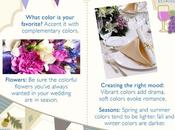 Choosing Your Wedding Colors Ultimate Guide