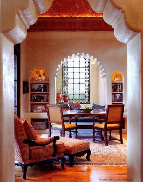 Moorish architecture and designs paperblog for Moorish homes