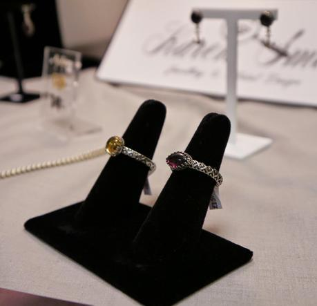 Karen Smith jewellery, Karen Smith, pop up shop, jewellery, Dundee, Time Lifestyle Boutique, Christmas Shopping, rings, stone rings