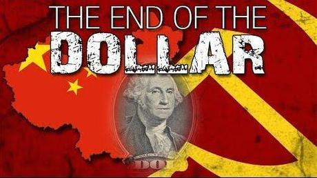 the end of dollar