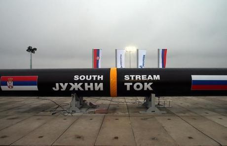 South stream serbia