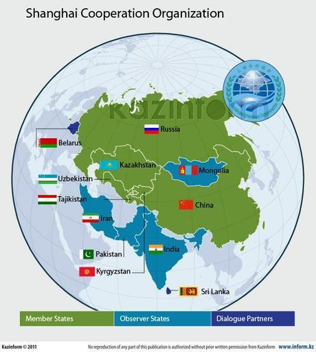 SCO map