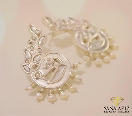 necklace by Sana Aziz