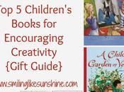Children's Books Encouraging Creativity {Gift Guide}