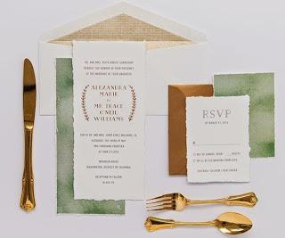 paper | wedding stationery