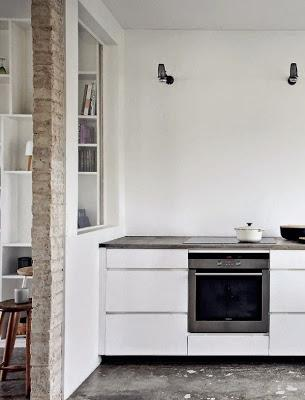 dwell | farmhouse conversion in denmark