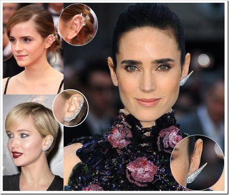 Celebrity Worn Ear Cuffs Earrings | blog.angara.com