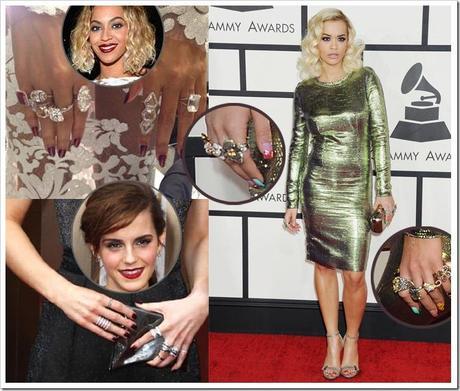 Celebrity worn stackable rings | blog.angara.com