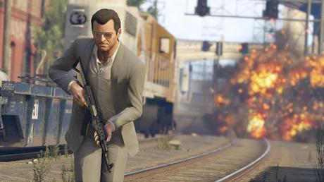 2.3 billion hours spent playing GTA Online, Heists coming with first PS4, XO update
