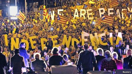 Catalonia's future: Voting in their hearts