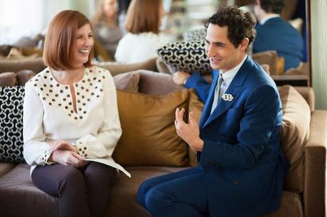 Zac Posen on Fashion, Food and what he really thinks about Dallas