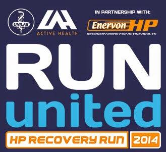 Run United Enervon HP Recovery Run