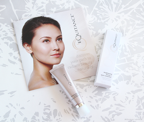 Equitance Brightening Serum + Spot Corrector Review