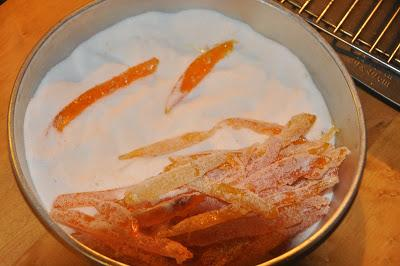 Don't Throw That in the Compost! -- Candied Citrus Peel