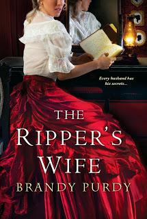 Blog Tour Stop & Review:  The Ripper's Wife by Brandy Purdy