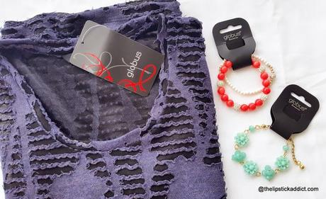 Apparel and Accessories Haul : Globus, Lifestyle and Ayesha