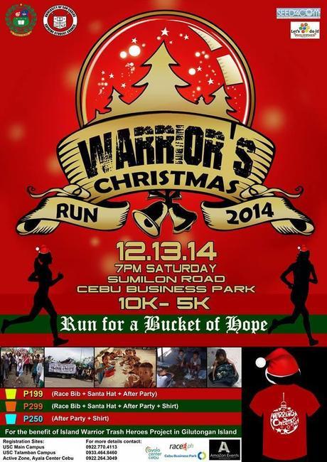 Warrior's Christmas Run 2014