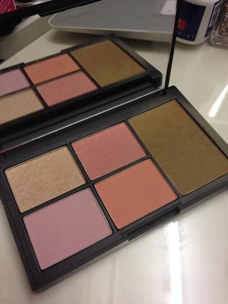 Review - Nars Virtual Domination Palette.