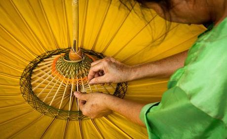 Borsang Umbrella Village