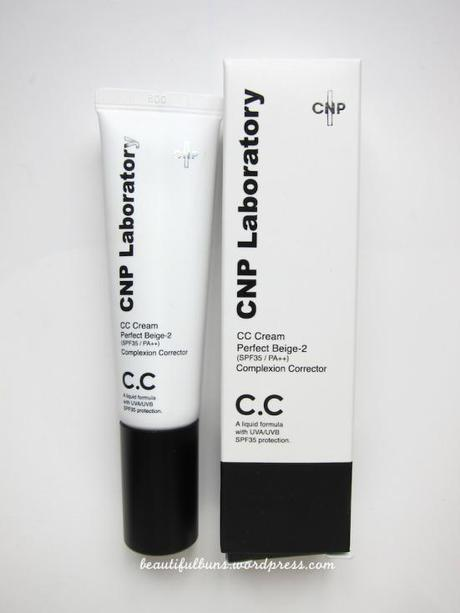CNP Lab CC Cream