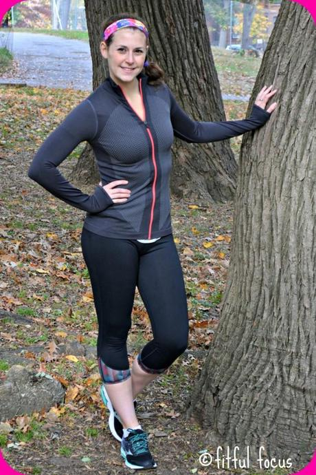 Fabletics Outfit via Fitful Focus #fitnfashionable