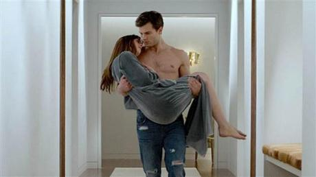 Hot New Trailer for 'Fifty Shades Of Grey'