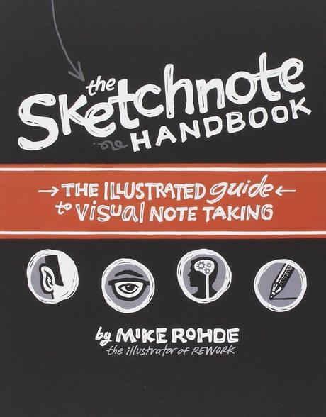 Friday Reads: The Sketchnote Handbook by Mike Rohde