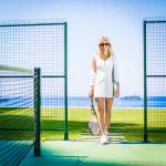 Fitness On Toast Faya Blog Girl Gym Training Workout Tennis Fitspo Fashion Dress Monreal Designer Chic Elegant Figure Hugging Luxurious Material White Holiday Travel Positano Il San Pietro Court Best View Italy SQUARE COLOUR-2