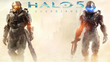 Watch seven minutes of uncut Halo 5 multiplayer footage