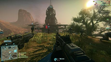PlanetSide 2 PS4 beta is still coming in 2014, shooting for 1080p/ 60fps