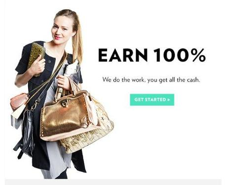 Bags to Cash And Just in Time for the Holidays
