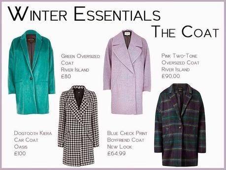 Winter Essentials: The Coat