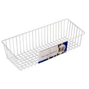 Schulte Large Simple Basket - Made from heavy gauge steel