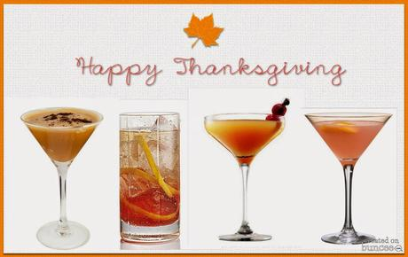 Eat, Drink and Be Thankful w/ Skinnygirl Cocktails & Sauza Tequila