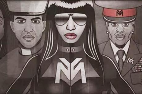 "Director Slams Bush, CIA, NWO, Police State! Niki Minaj Video ""Only"""