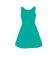 little green dress