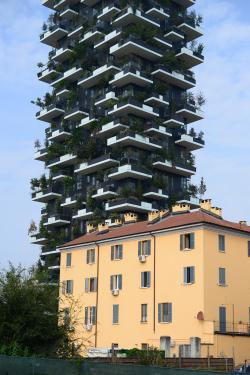 Bosco Verticale Two Green Giants In The Heart Of Milano