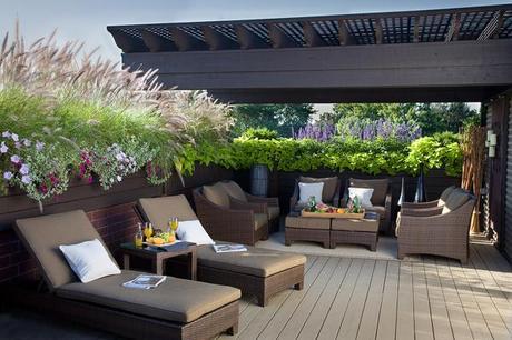 Rooftop Terrace Design Ideas Paperblog