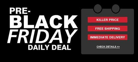 Choies Thanksgiving sale and Black Friday deal