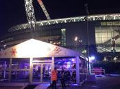 Skating Wembley Park Opening Weekend
