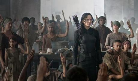 The Hunger Games: Mockingjay Part 1 (Francis Lawrence, 2014)